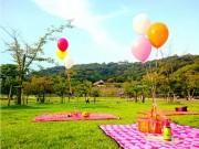 松山・城山公園で「ピクニックイベント」 ピクニックセット貸し出しも