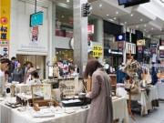 松山・大街道で「ハンドメードマーケット」 80組以上の作家がブース出展