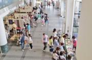 砥部で「ハンドクラフトマーケット」 「チャリティフェスティバル」も同時開催