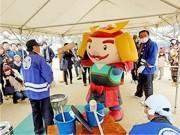 松山城で「誕生記念日」イベント 築城から416年