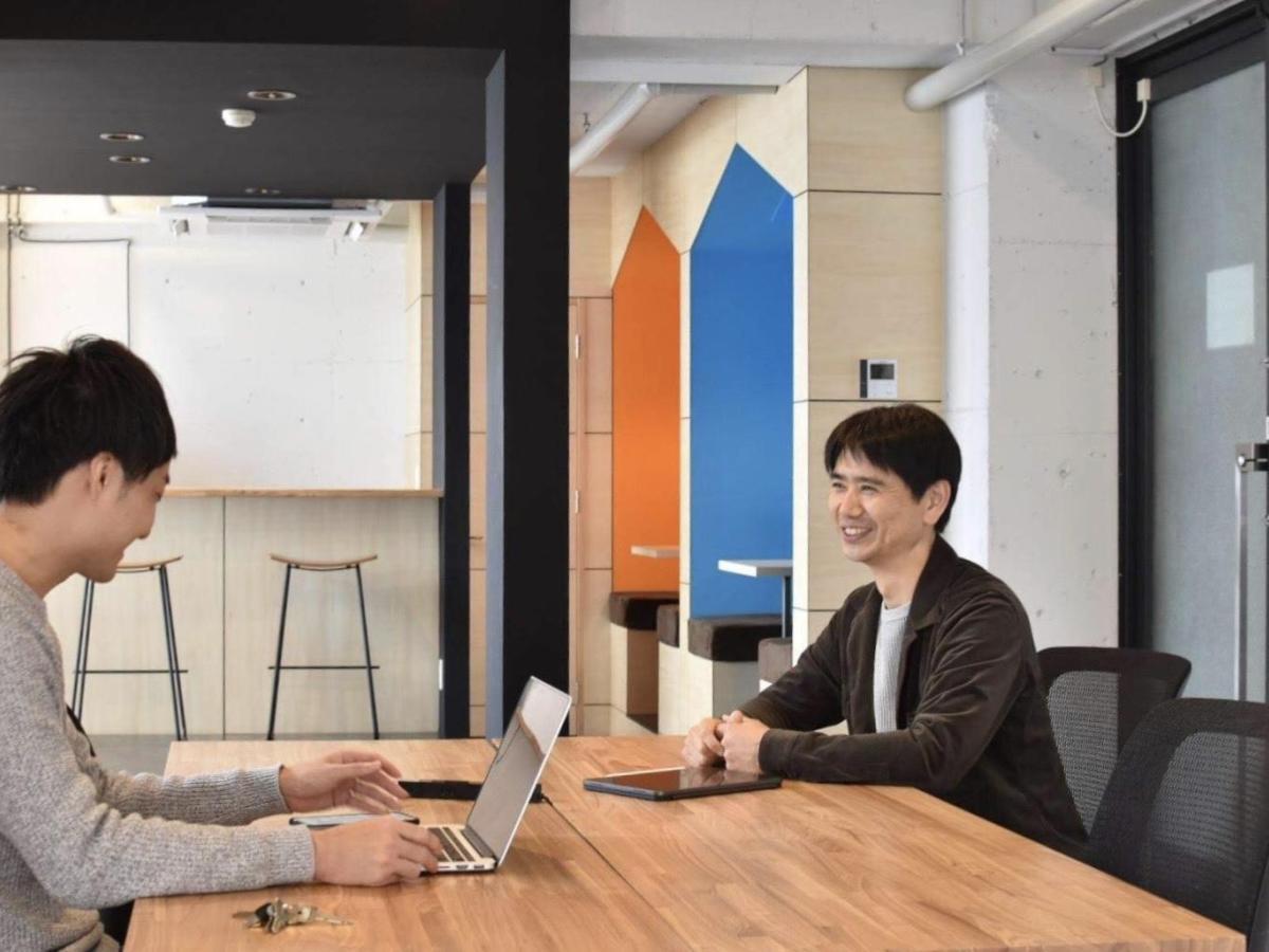「NewsPicksユーザーグループ愛媛」を運営する永渕さんと稲見さん