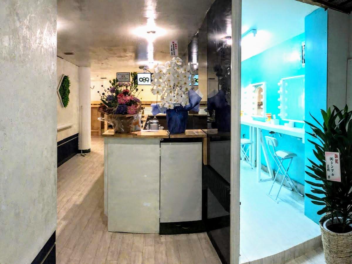 学生専用無料スペース「Any -youth salon-」店内の様子