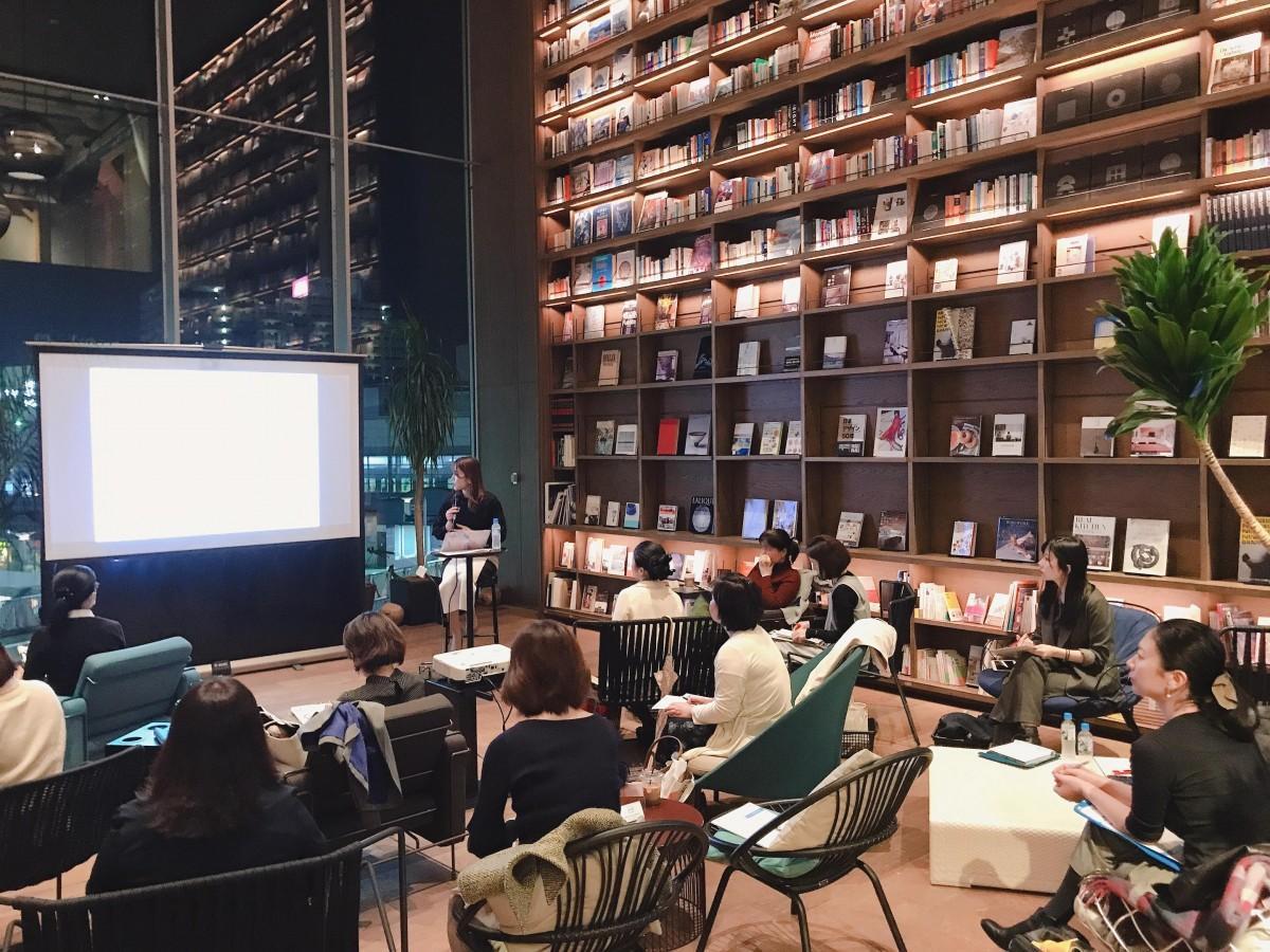 大阪市で開催された「女性起業家応援プロジェクト」の様子