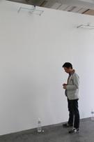 上目黒のギャラリーで作品展 「水の循環」で資本主義社会を表現