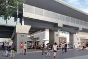 中目黒駅高架下の再開発着工 今秋開業、店舗・事務所など約40区画