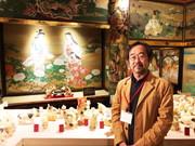 ホテル雅叙園東京で企画展「福ねこat百段階段」 猫アート作品1000点