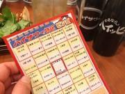 武蔵小山・西小山で「ハイサワー・ビンゴラリー」 飲食店28店参加