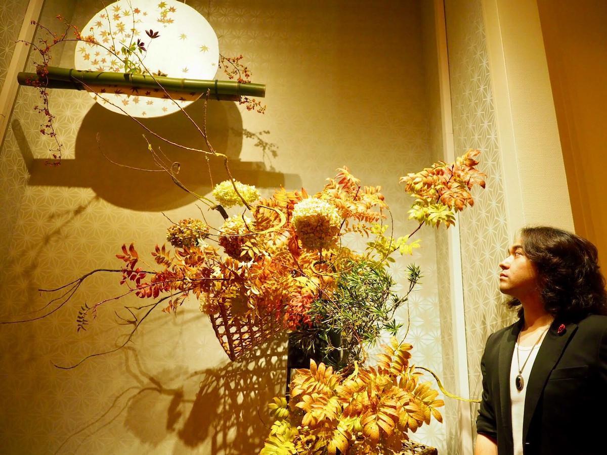 一葉式いけ花