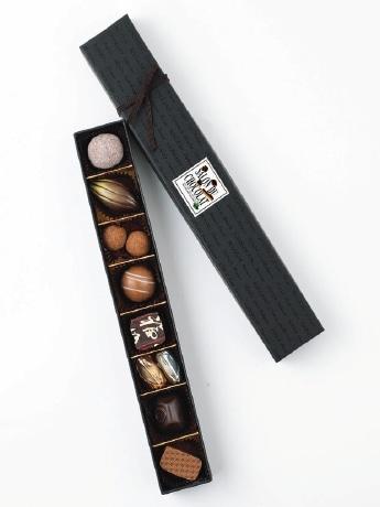 8カ国のトップショコラティエのショコラ詰め合わせ「セレクション・アンテナショナル」