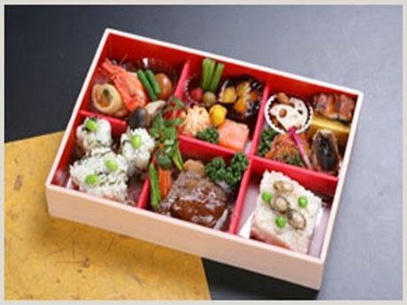 「食べてみたい速弁」1位に選ばれた「華やぎの章 慶山膳『甲州』」