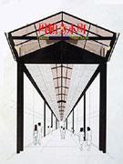 円頓寺本町商店街、アーケードを全面改装へ-明るさを重視