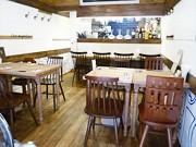 名駅に昔ながらの洋食店「ミルポワ」-10日間煮込むデミグラスソースも