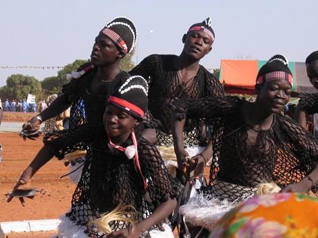 イベントをきっかけにアフリカの魅力を伝える