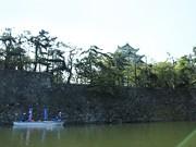 「名古屋城お堀めぐり」が連日盛況に-藩主を乗せた舟が往来したルート