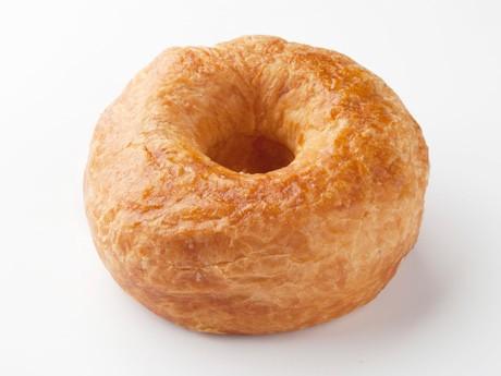 メーン商品のドーナツ型のシュークリーム「マンマシュー」
