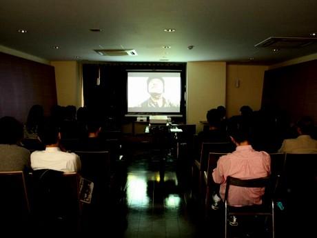 昨年開催された「円頓寺映画祭2010」の様子