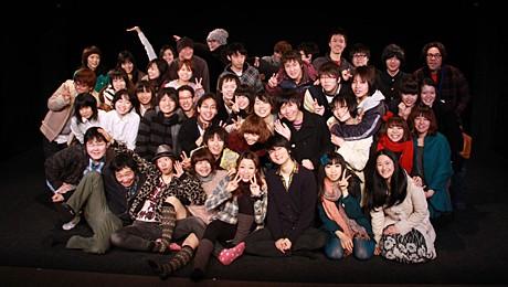 昨年開催のミソゲキ参加劇団メンバー