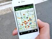 グーグルマップを活用したマーケティング商品「メモリーまっぷ」、スマホ対応開始