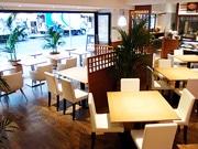 外食企業「甲羅」、名駅西に新業態カフェバル「バリーズ」-朝食営業も