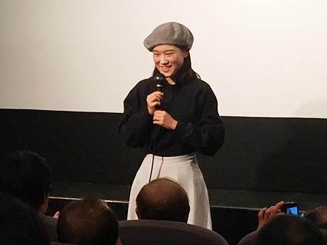 名駅西で映画×音楽の祭典のグランプリ作品上演 岡崎市出身のヒロイン登壇