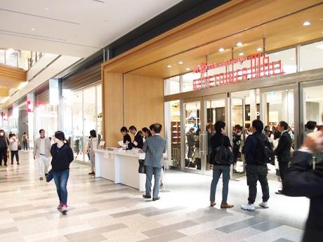 名駅前の「タカシマヤ ゲートタワーモール」開業へ 全151店舗が出店