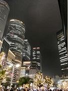 名古屋駅地区のイルミネーション一斉に点灯 SNSフォトコンテストも