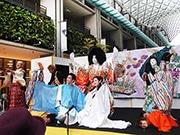 円頓寺商店街で「やっとかめ文化祭」終幕のステージ 「やっとかめBAR」も登場