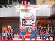 名駅前JRゲートタワーが1周年 館内で「ウォーリーをさがせ!」企画も
