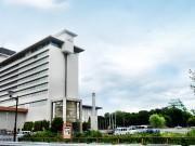 名古屋城とホテルナゴヤキャッスル