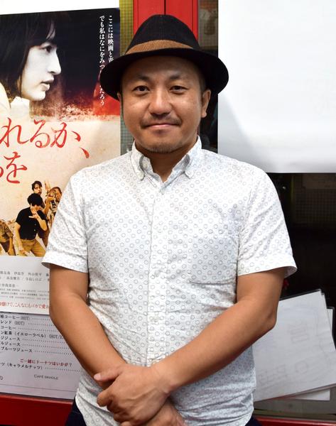 白石和彌監督が来名。若松プロ映画製作再始動第1弾「止められるか、俺たちを」の見どころを語った