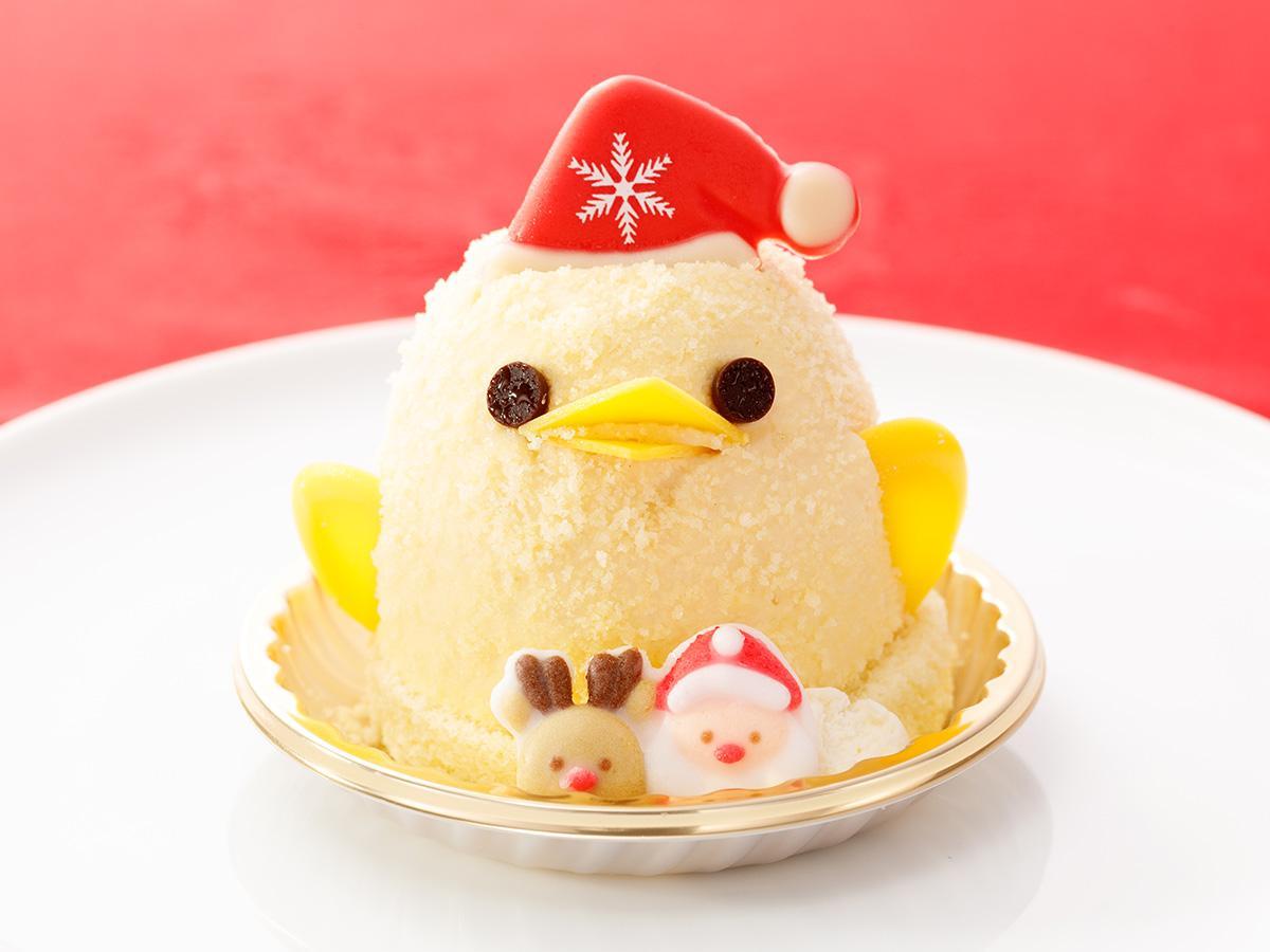 メープル味の「クリスマスぴよりん」