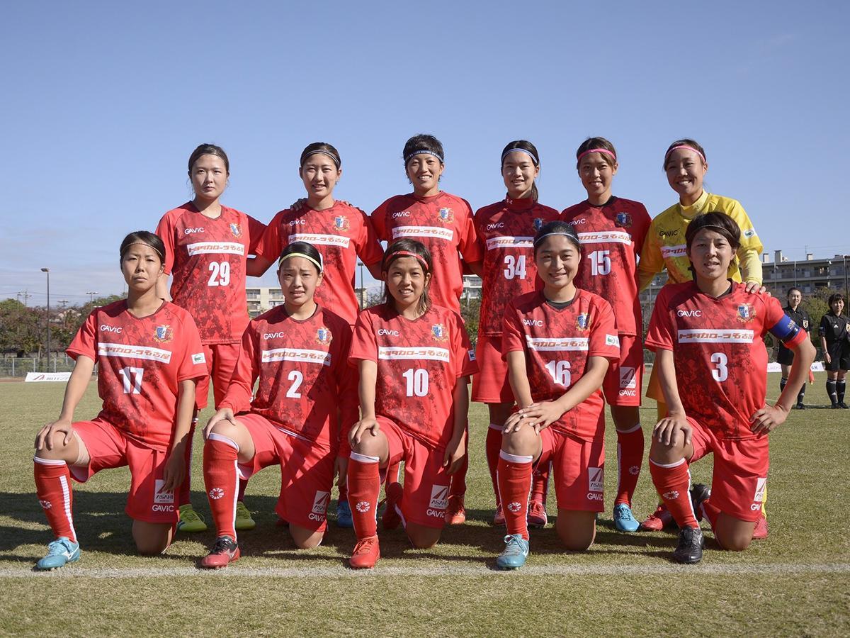 11月9日に行われた試合の「NGUラブリッジ名古屋」スターティング メンバー