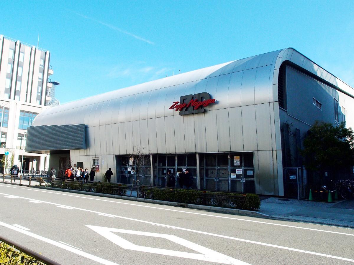 開業15周年を迎えるZepp Nagoya外観