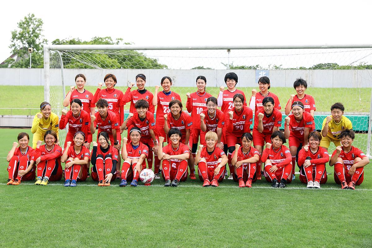 NGUラブリッジ名古屋の新チームを初披露