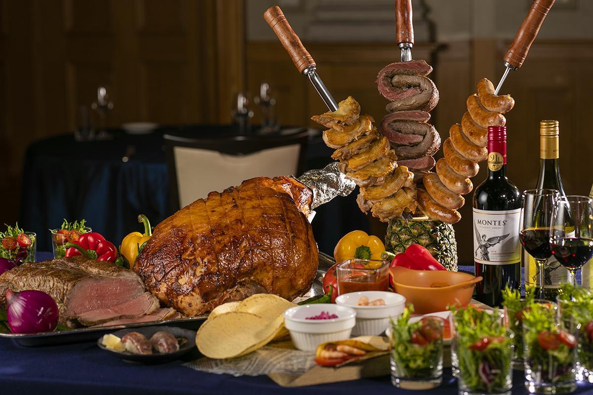 名古屋マリオットアソシアホテルで初開催する「肉バルナイト」の料理イメージ(画像提供=名古屋マリオットアソシアホテル)