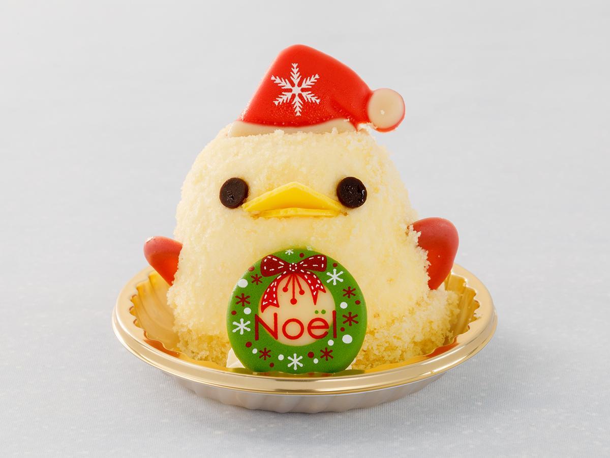 メープル味の「クリスマスぴよりん」(画像提供=JR東海フードサービス)