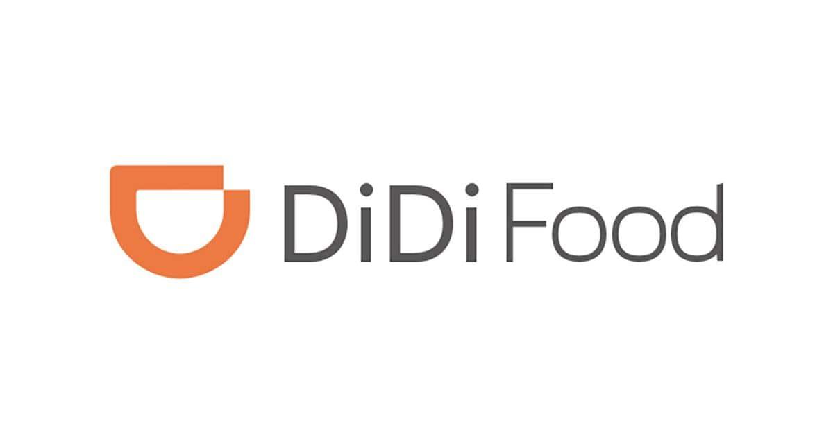 フードデリバリーサービス「DiDi Food」ロゴ