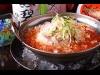 名駅近くの串天ぷらと鍋料理の店が夏限定メニュー「冷しトマト鍋」