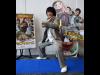 名駅に「ジャッキーちゃん」登場 映画「スキップ・トレース」PRで