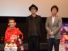 名古屋で映画「パーフェクト・レボリューション」舞台あいさつ リリー・フランキーさんら来名