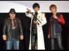 名古屋で映画「牙狼〈GARO〉」最新作、舞台あいさつ 中山麻聖さん、雨宮慶太監督が来名