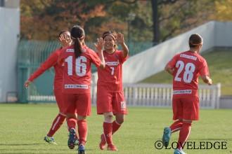 NGUラブリッジ名古屋、7-0の快勝でリーグ戦を締めくくる