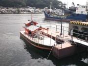 インターホンを押すと船がやってくる!? 湯浅祥司さんに聞く「渡船」の魅力