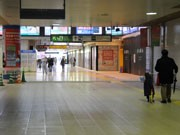 水戸駅南北通路が開通-常磐道も水戸・いわき間復旧
