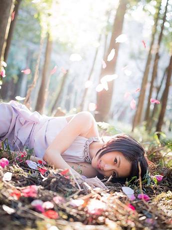 魅力度最下位とは言わせない 写真家がサイト「いばらき美女」開設