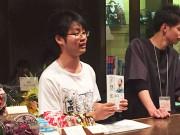 茨大生が水戸にブックカフェ 若者の交流の場目指しプレオープン