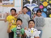 「ロボカップジュニア」世界大会 水戸・大洗の児童5人が出場へ