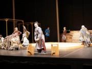 水戸で演劇フェスティバル 「ジャガーの眼」上演