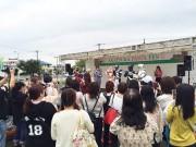 水戸・赤塚で「パスタフェス」 声優の関智一さんトークショーも
