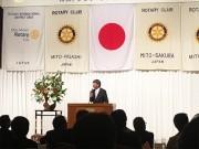 水戸で建築家・伊東豊雄さん講演会 新市民会館の構想語る